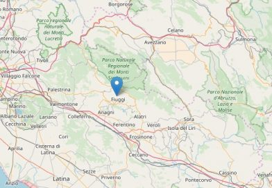 Due lievissime scosse registrate dall'Ingv oggi: una a Fiuggi, l'altra in provincia di Isernia
