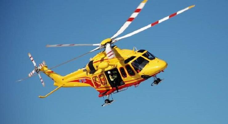 Pontecorvo- Incidente sul lavoro, 46enne trasferito a Roma in elicottero