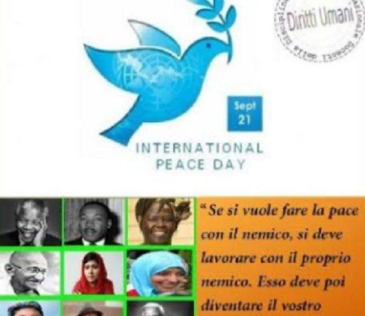 """Giornata pace- Docenti Diritti Umani: """"Scuole promuovano le figure promotrici di pace"""""""
