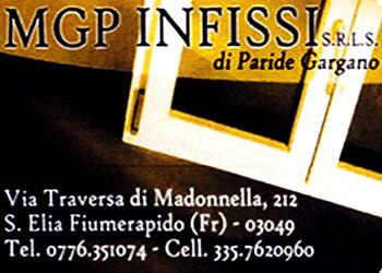 mgp infissi Cassino