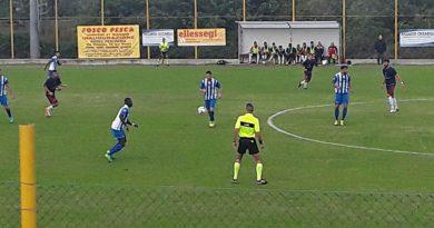 Serie D- Il Cassino espugna il campo del Flaminia coi gol della difesa: è 1-2